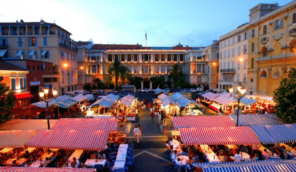 Nice : Fermeture de 4 Marchés non-alimentaires du centre-ville