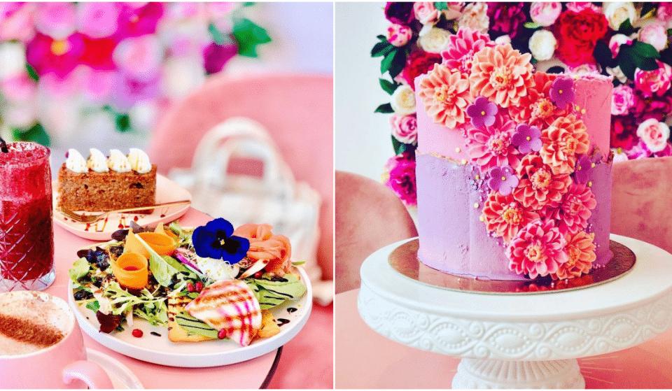 Bad Girls Good Cakes : Le Spot immanquable du Goûter sur la Côte d'Azur !