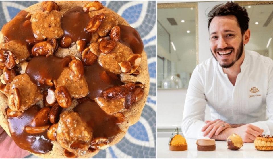 La recette des cookies au caramel de Cédric Grolet, meilleur Chef pâtissier du monde !