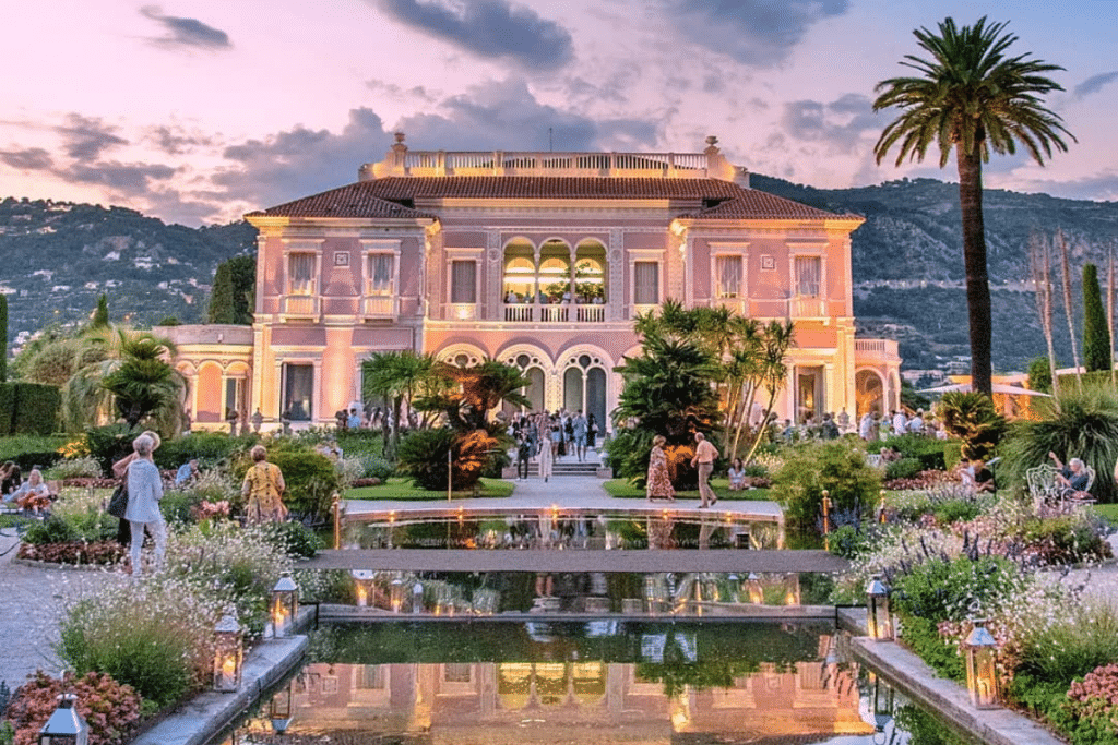 Les Secrets de la Villa Ephrussi de Rothschild