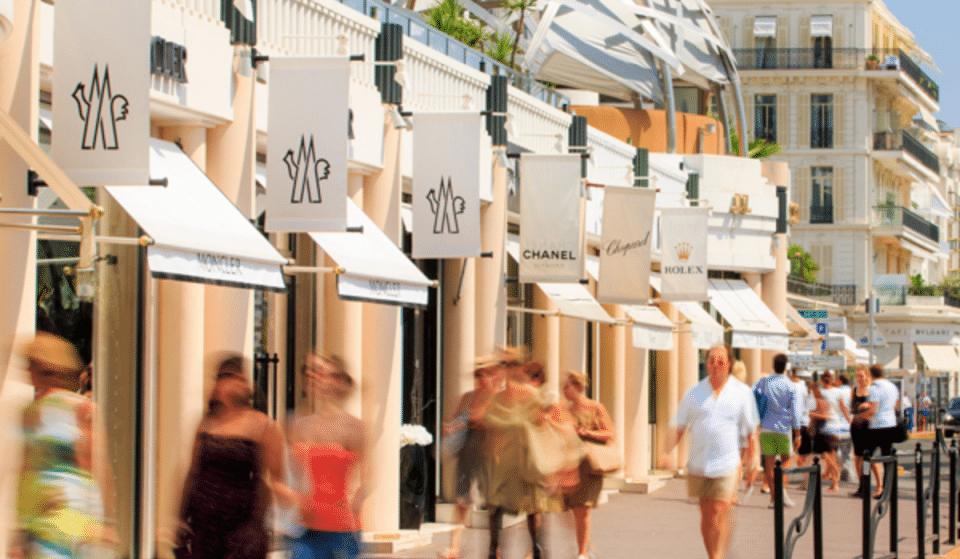 Les commerces de Menton, Cannes & Antibes autorisés à exposer leurs produits en extérieur