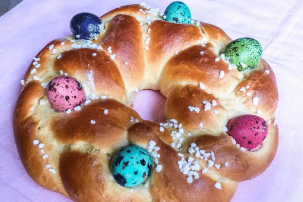 Pâques : La Recette de la traditionnelle Brioche de Pâques du Vieux-Nice !