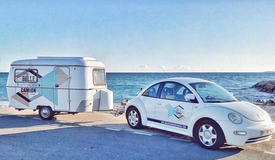 Belle Comme un Camion : Le premier Salon de Beauté itinérant de la Côte d'Azur !