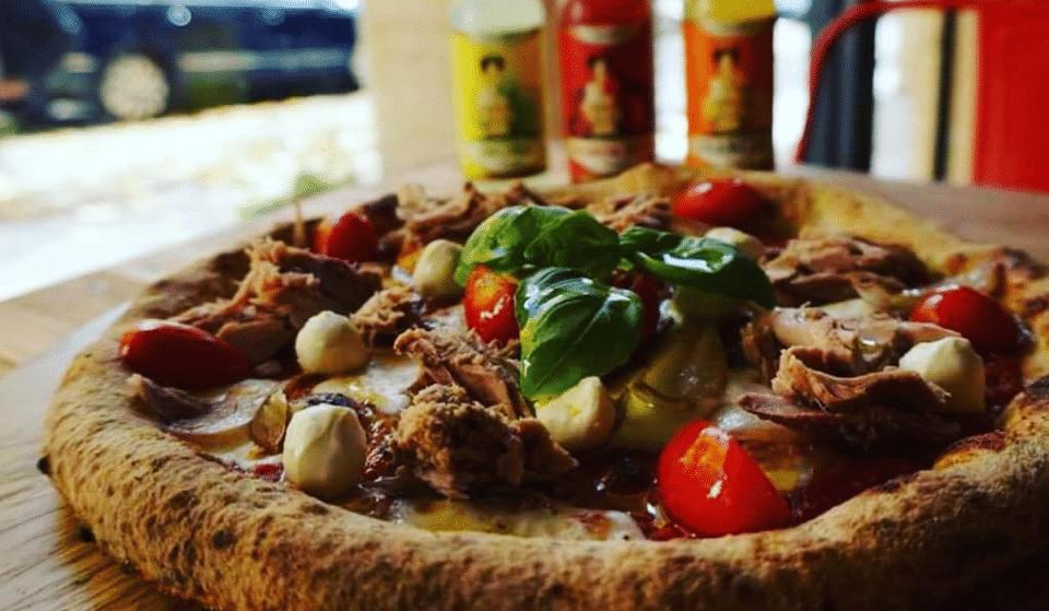 Le Meilleur Pizzaïolo de France 2018 ouvre une Pizzeria à Cannes !