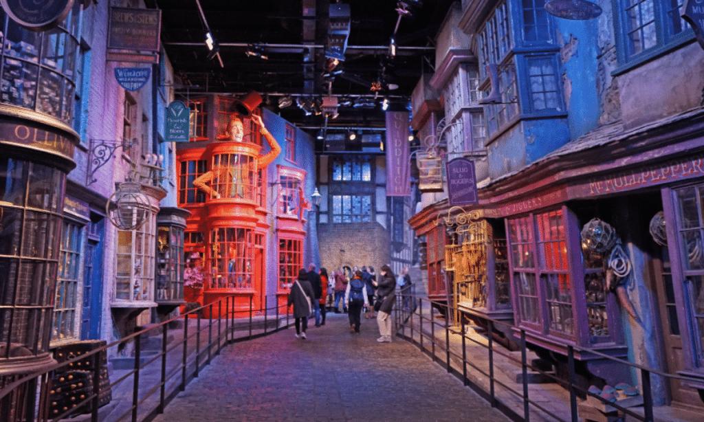 Une toute nouvelle Boutique Harry Potter débarque à Nice !