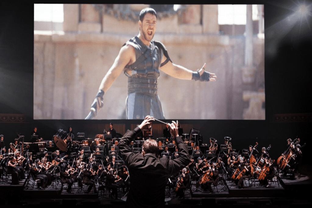 Inédit : Un gigantesque Ciné-Concert Gladiator en Live débarque à Nice !