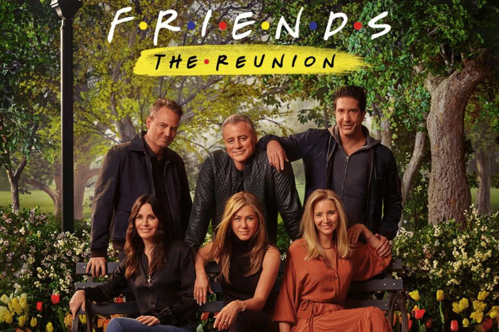 La réunion du casting de Friends sera diffusée dans un Épisode Spécial le 27 mai !