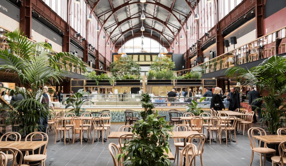 La Gare du Sud & sa Halle Gourmande rouvriront leurs portes le 25 juin 2021 !