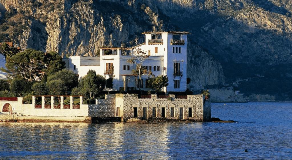 La Villa Kérylos de Beaulieu-sur-Mer en lice pour devenir le «monument préféré des Français» 2021 !