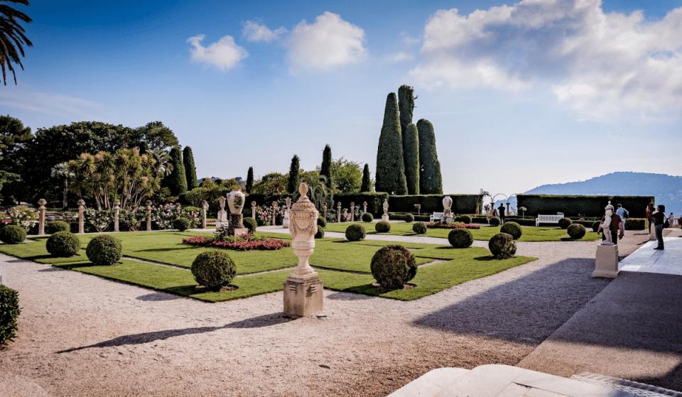 Des Déjeuners sur l'herbe tout l'été dans les jardins de la Villa Ephrussi de Rothschild !