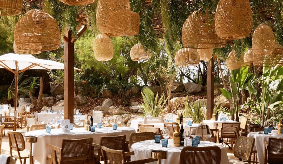 Batik Plage, le spot Zen et Détente tout droit venu de Bali sur la Côte d'Azur !