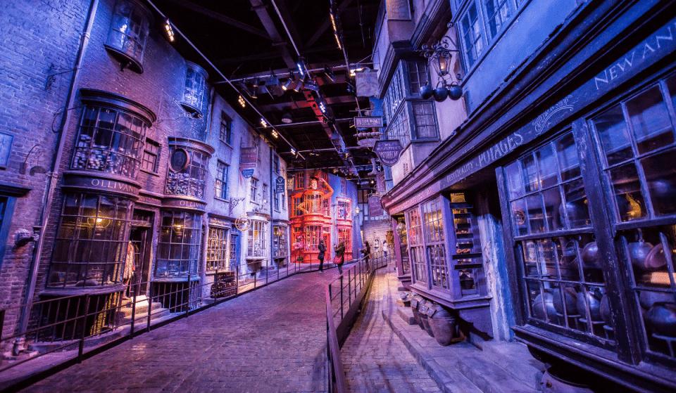 Un Escape Game Harry Potter géant débarque dans les rues de Nice et Antibes ce weekend !