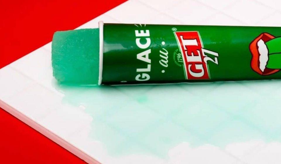 Un sorbet au Get 27 en édition limitée : LA glace la plus givrée de l'été !