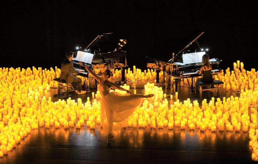 Candlelight Ballet : Casse-Noisette de Tchaïkovsky illumine le Palais de la Méditerranée !