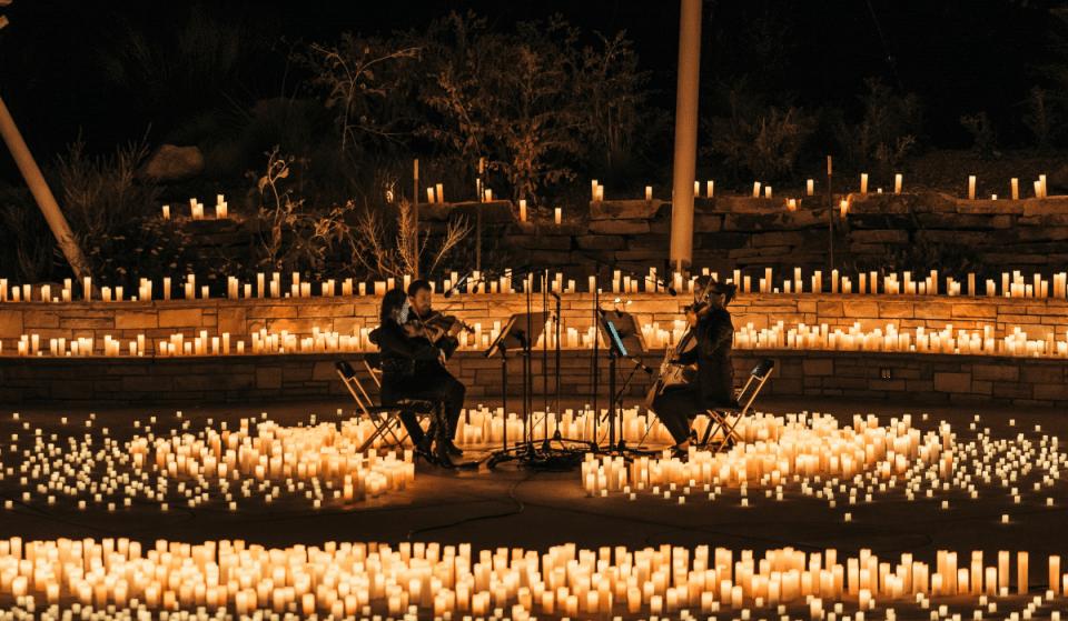 Candlelight : La magie de la musique classique à la lueur des bougies de retour à Nice en 2021 !