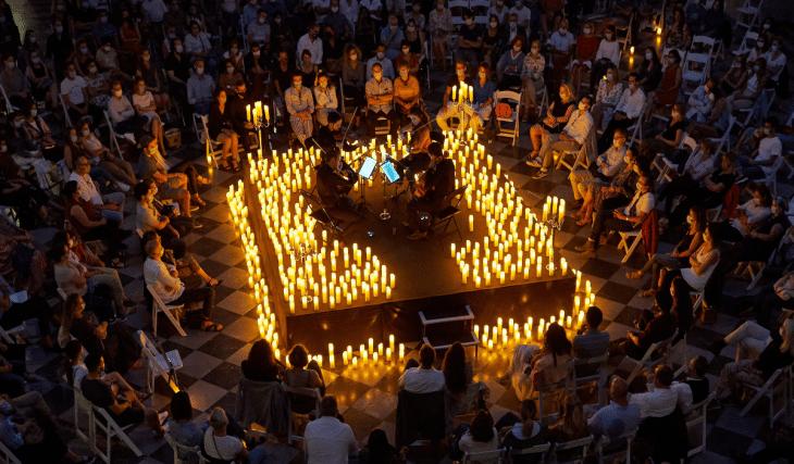 Candlelight : Des Concerts à la Bougie sur les plus belles Musiques de Films à Nice !