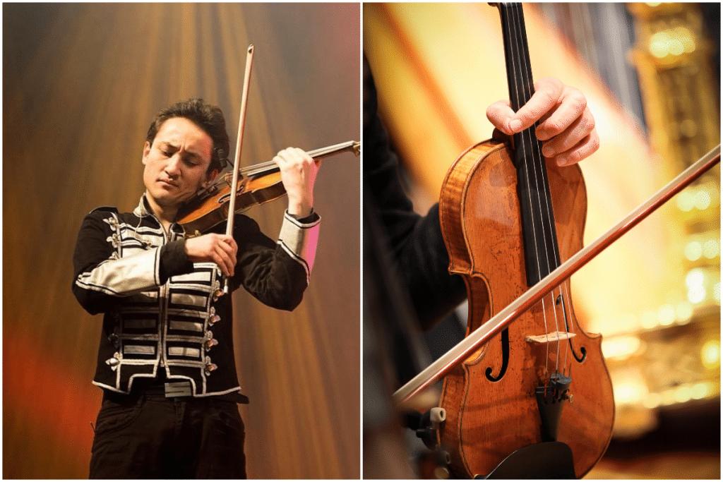 Un concert de musique classique sous la verrière du Château de Crémat !