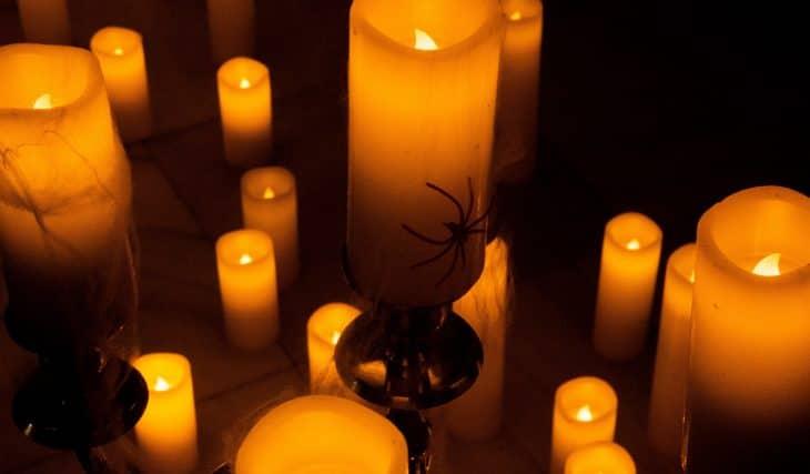 Fêtez Halloween en musique dans l'énigmatique Palais de la Méditerranée avec Candlelight !