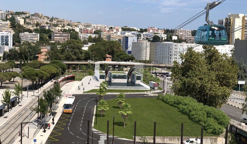 Un téléphérique entre Nice et Saint-Laurent-du-Var : pour ou contre ?