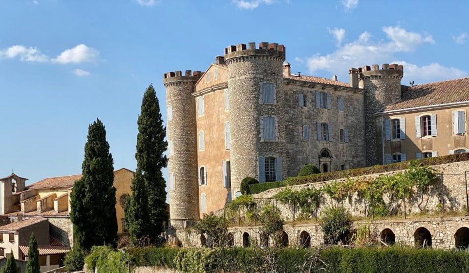 La nuit des châteaux en région Provence-Alpes-Côte d'Azur !