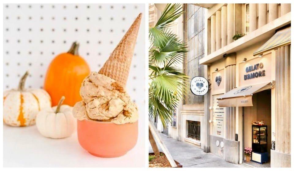 Halloween : Gelato D'Amore Nice lance une glace en édition limitée !