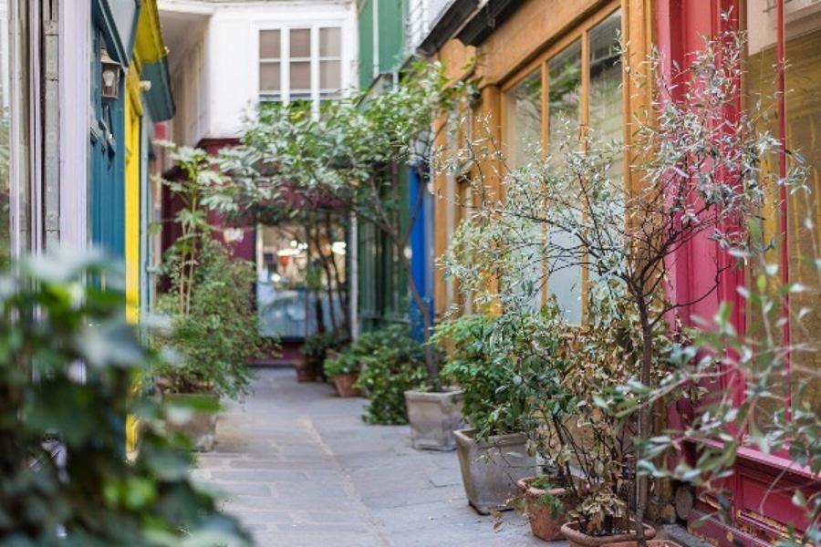 Les plus jolis passages secrets et couverts de Paris
