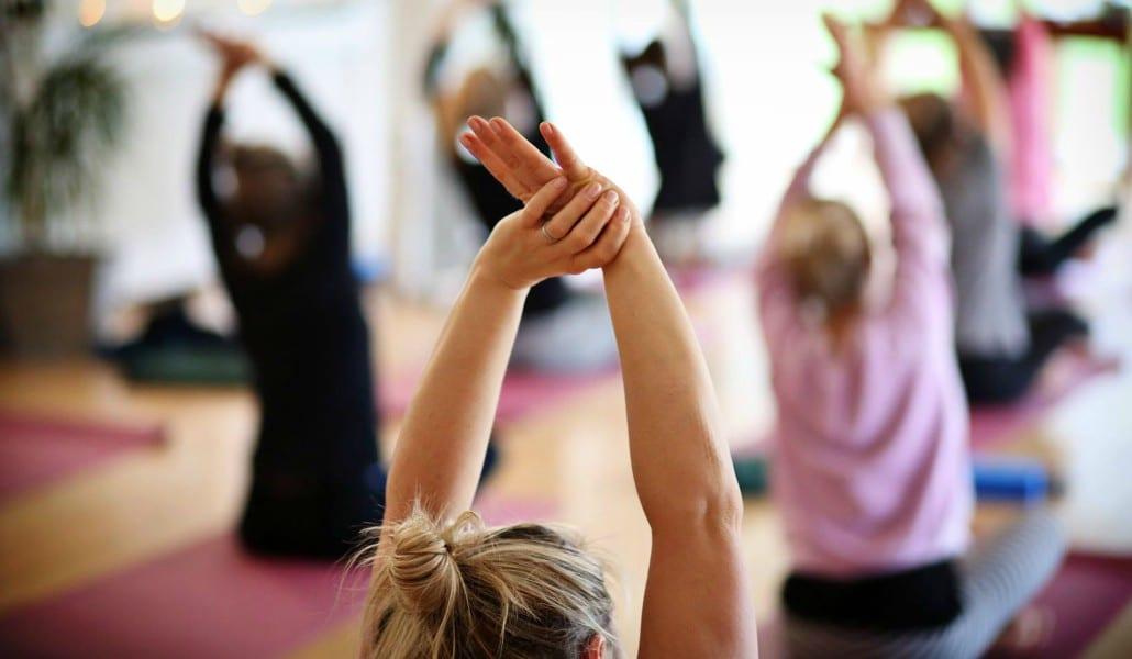 6 spots pour faire du yoga pas cher
