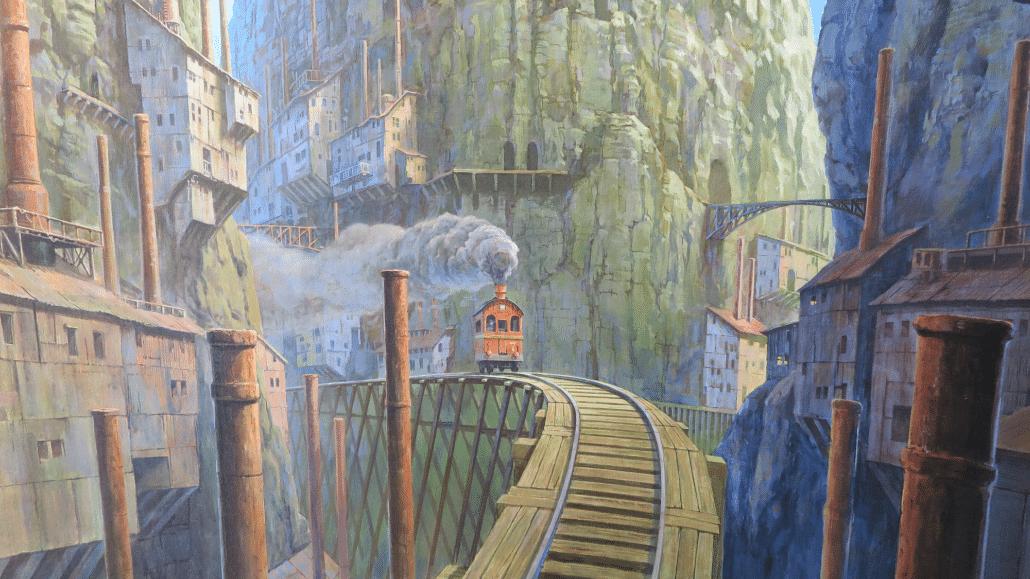 Le Pop Up Store Ghibli s'installe à Paris sous le nom de «Château Éphémère»