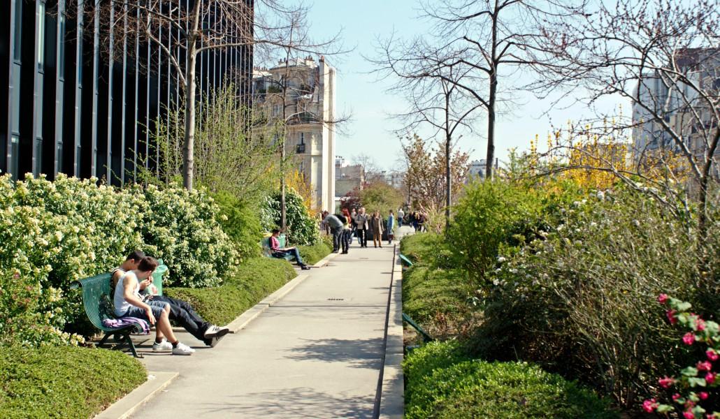 Découvrez la Coulée Verte, cette «Highline» parisienne méconnue des parisiens