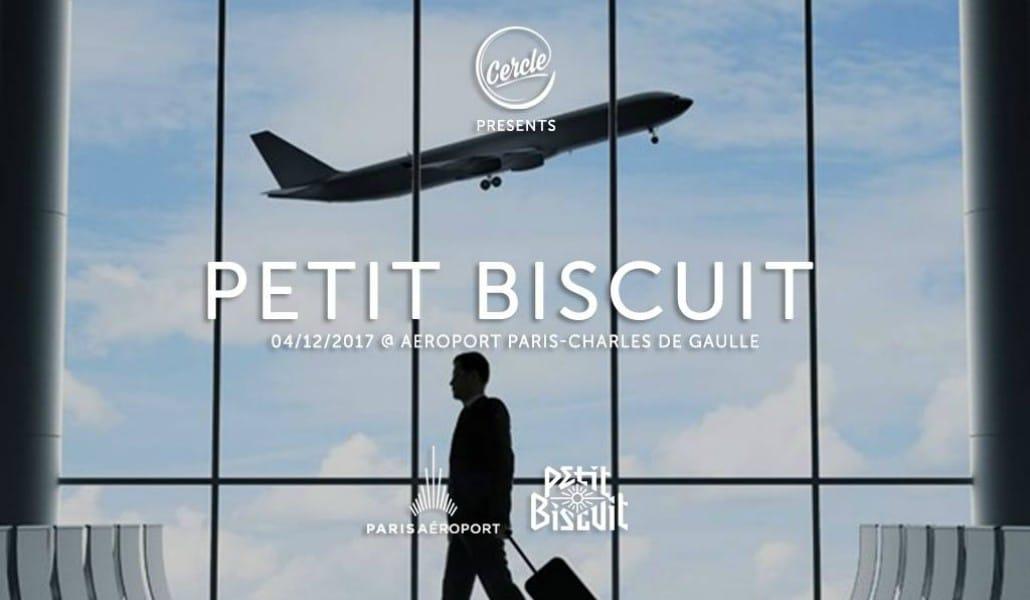 Petit Biscuit en concert gratuit à Roissy!