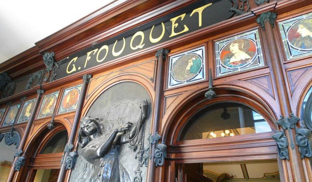 Où se cache l'art nouveau à Paris?