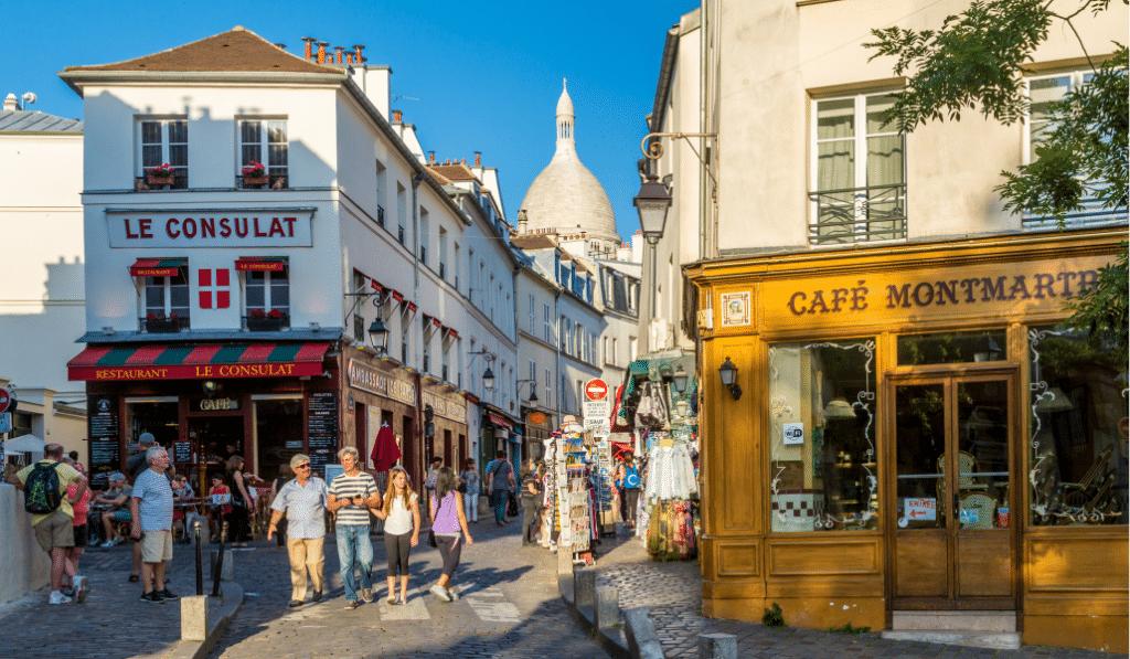 «Montmartre, décor de film» au musée Montmartre