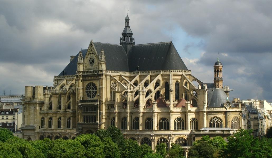 7 églises parisiennes qui ne sont pas Notre Dame