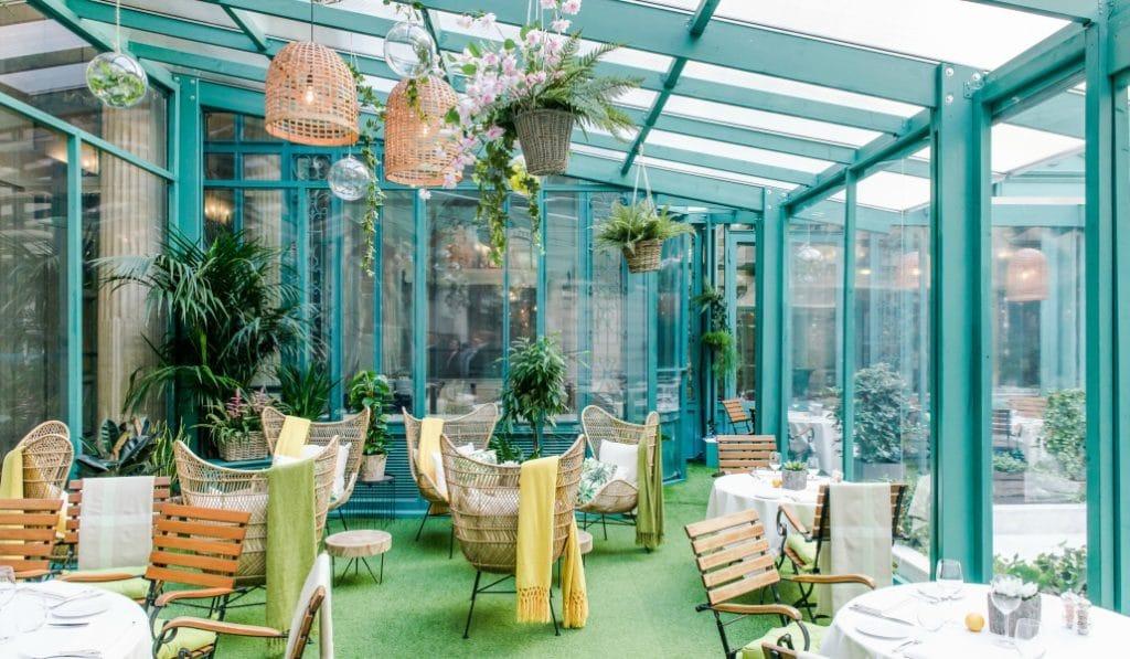 Les 10 meilleurs rooftops chauffés et terrasses couvertes à Paris
