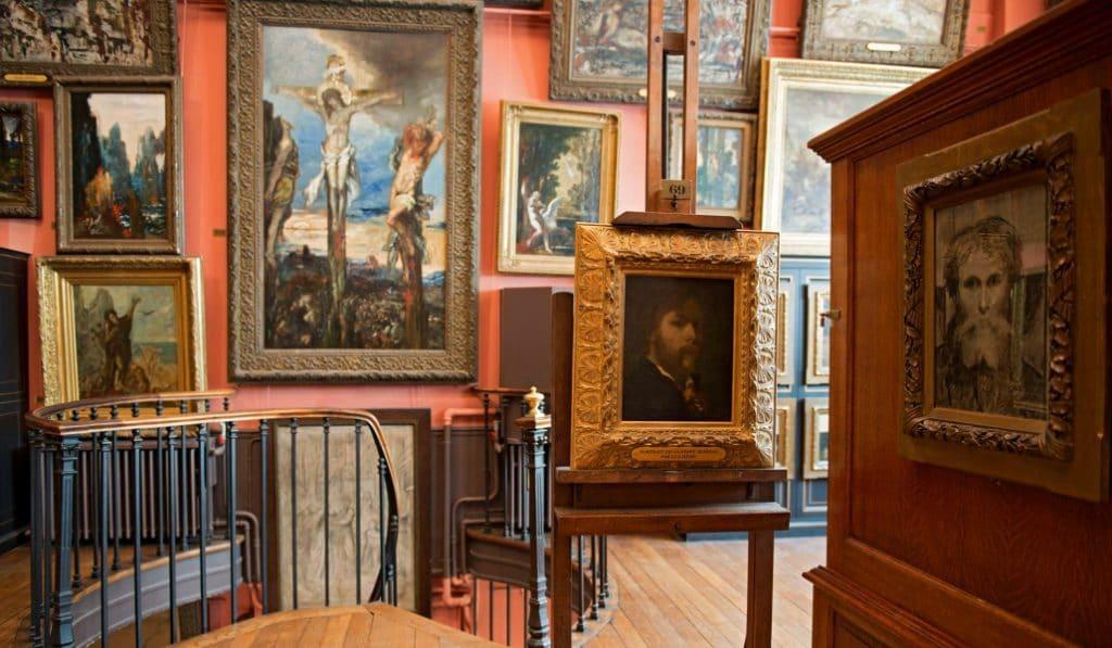 Un après-midi dans la fabuleuse maison musée Gustave Moreau