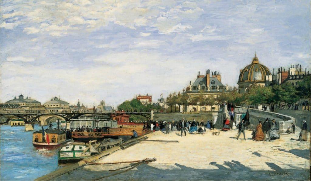Saurez-vous reconnaître Paris sous le pinceau des plus grands artistes ?