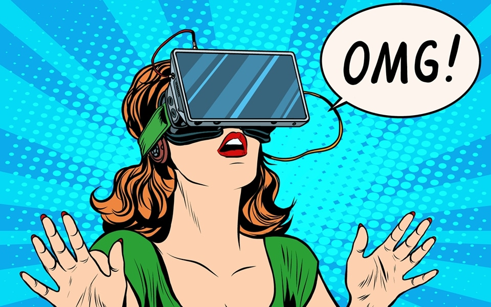 Sparkling VR, la plus grande salle de réalité virtuelle de Paris