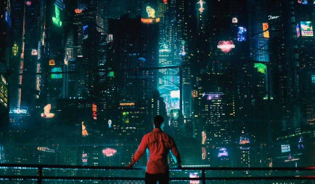 Mieux qu'une expérience VR : Voyagez en 2384 avec le pop-up spatiotemporel de Netflix