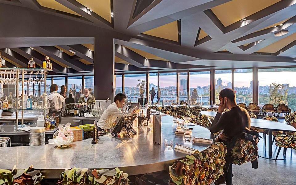 Le Balcon : cocktails et vue panoramique sur Paris