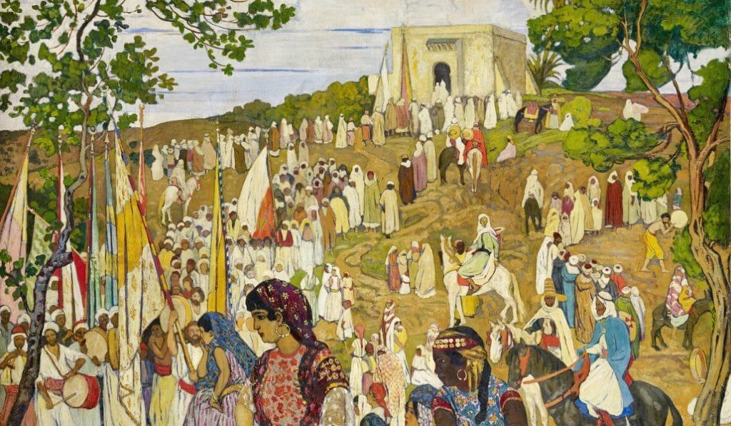 Pourquoi il ne faut pas manquer «Peintures des Lointains», la dernière expo du Quai Branly