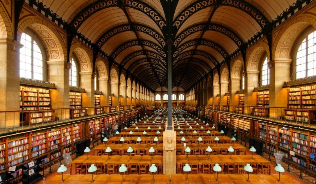 7 bibliothèques parisiennes que tout le monde devrait connaître