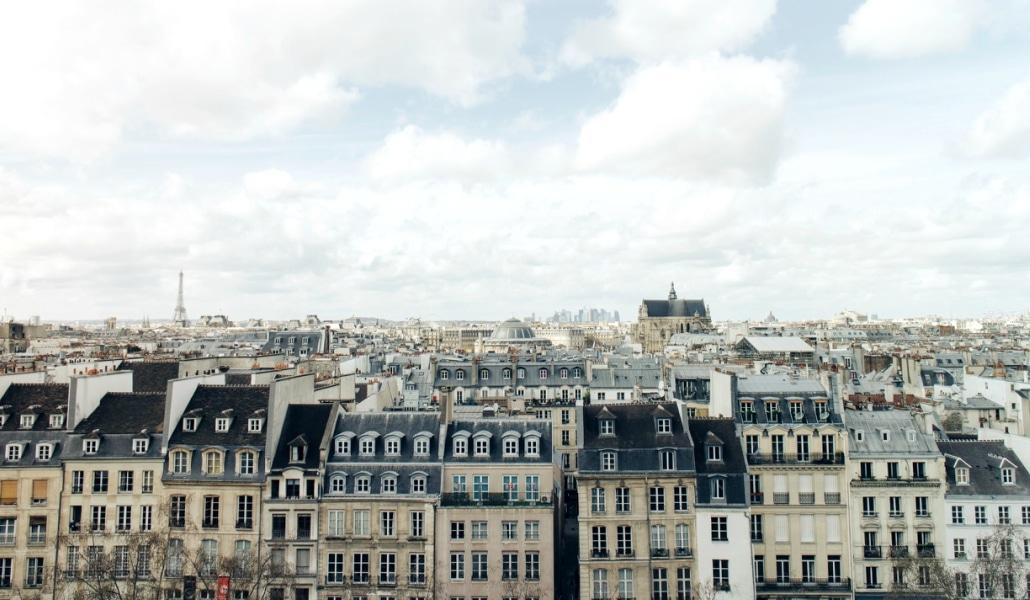 Les plus belles photos des toits de Paris