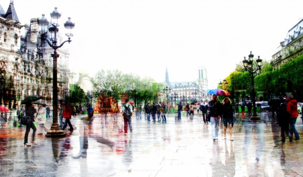 Que faire à Paris quand il pleut?