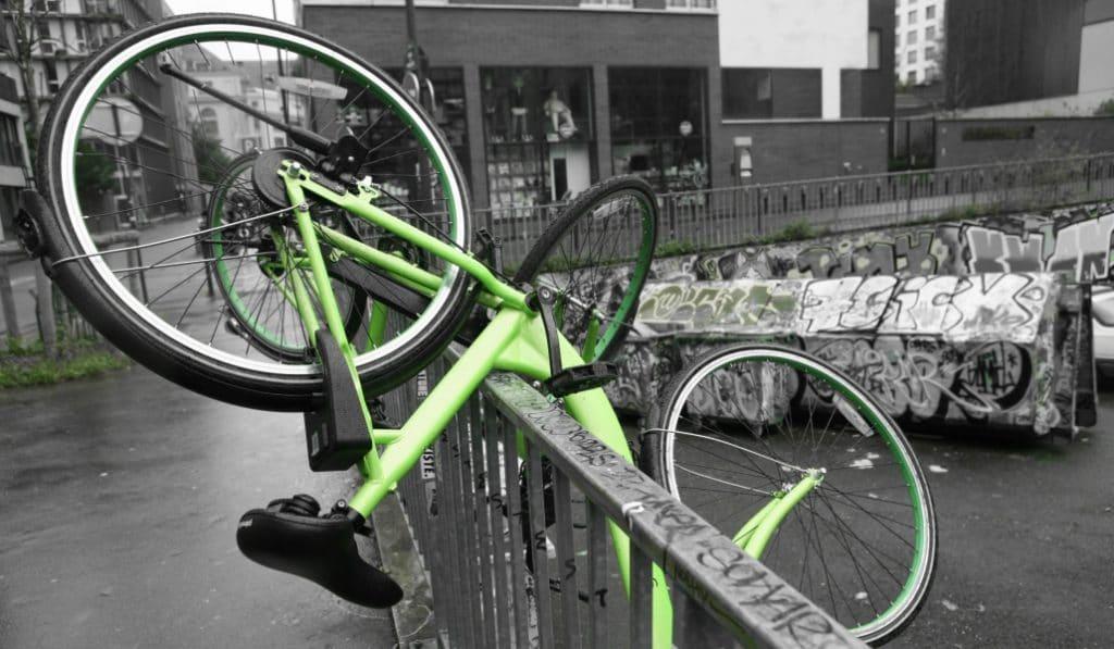 3200 vélos vandalisés, le Gobee Bike quitte la France