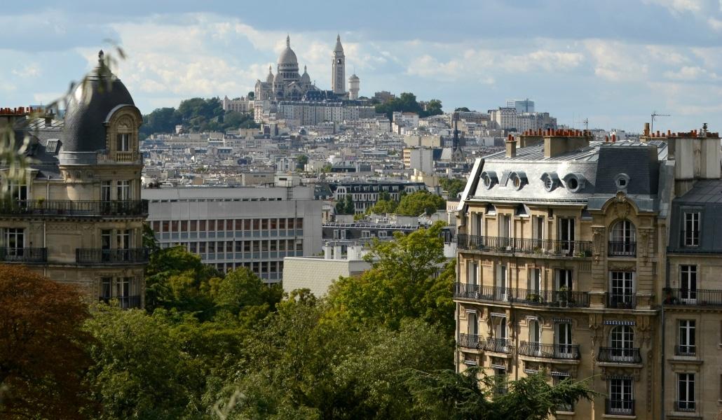 7 parcs et jardins en hauteur pour flâner au dessus de Paris