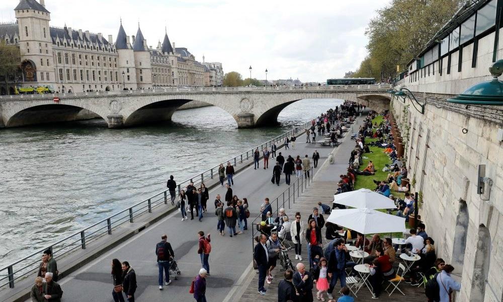 La réponse cinglante de la mairie concernant les quais de Seine