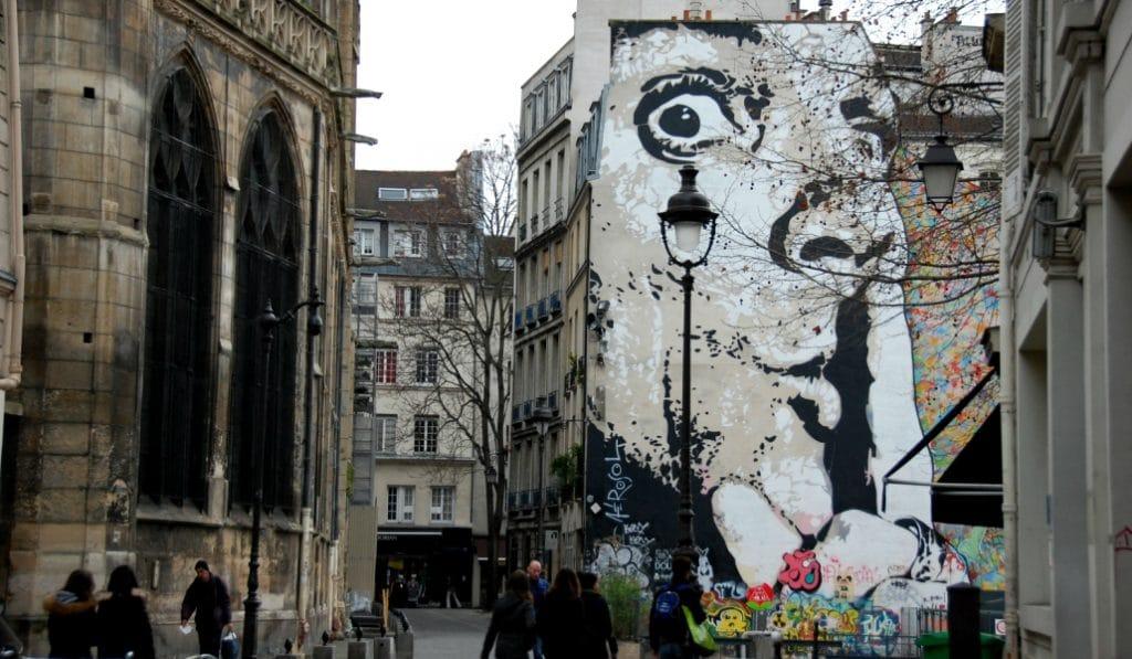Street Art dans le Marais : plus qu'une semaine pour découvrir les œuvres !