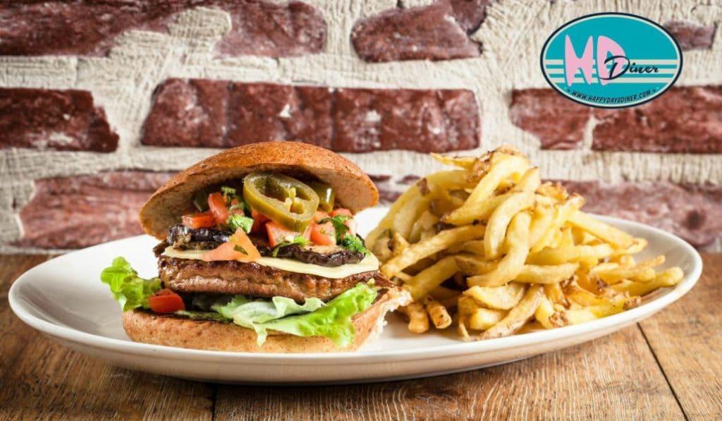 HD Diner offre des hamburgers gratuits aux célibataires pour la Saint-Valentin