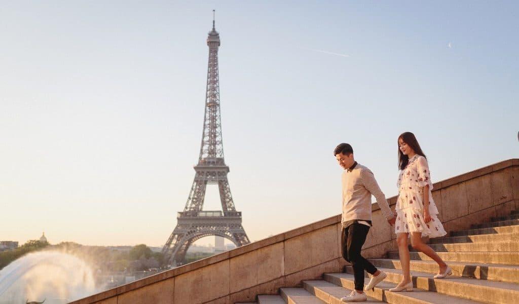 Plaisir coupable : 16 endroits où prendre les plus belles photos de couples