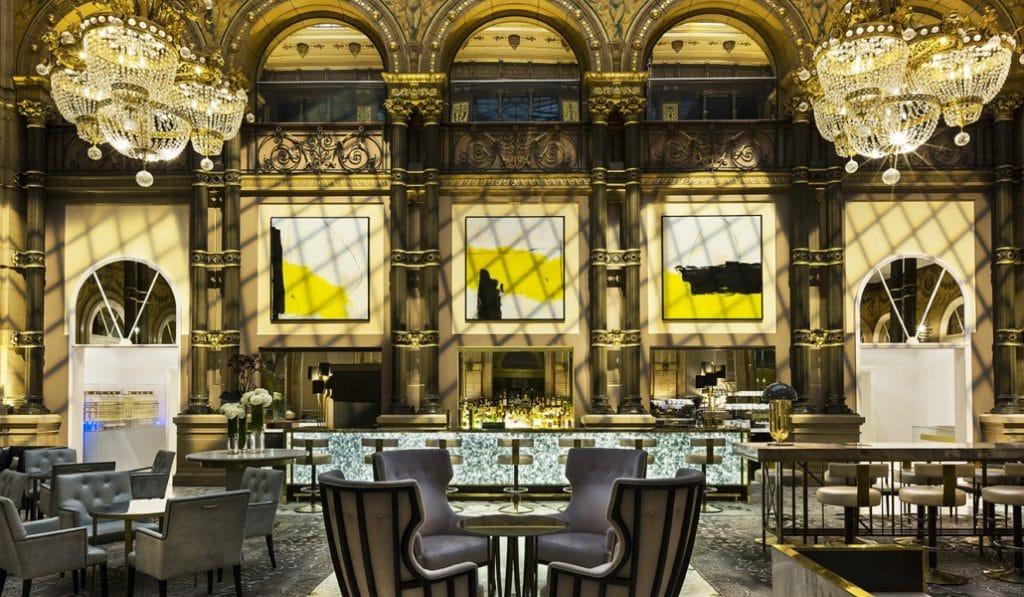 Le Hilton Opera Paris : un lieu plein de surprises !
